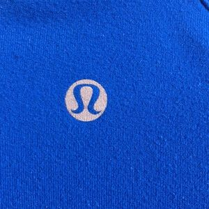 lululemon athletica Jackets & Coats - Lululemon blue jacket, sz 6, 58886